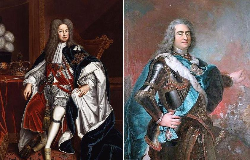 książę Saksonii Fryderyk August II