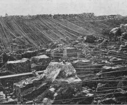 kopalnia Kimberley ok 1873r.