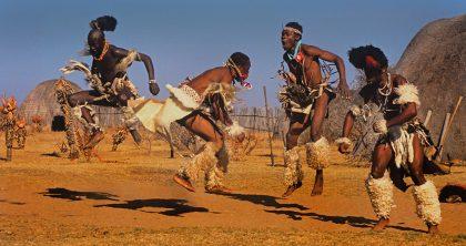 Lud Zulu - ceremonia